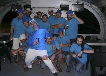 fiesta barco madrid