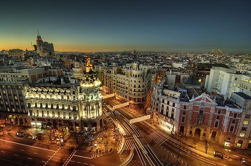 Madrid, la gran ciudad para celebrar una despedidas de soltera