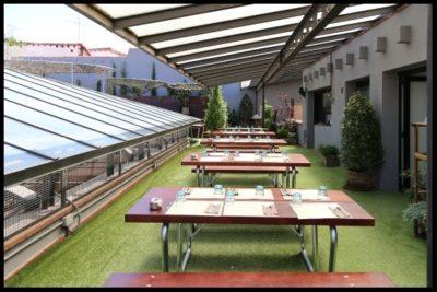 Las Mejores Terrazas En Madrid Despedidas Big