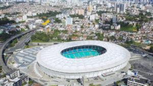 estadios donde se juega la copa mundial