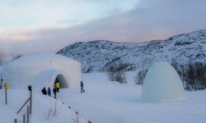 hoteles originales iglú