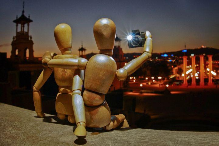 selfies más famosos y originales