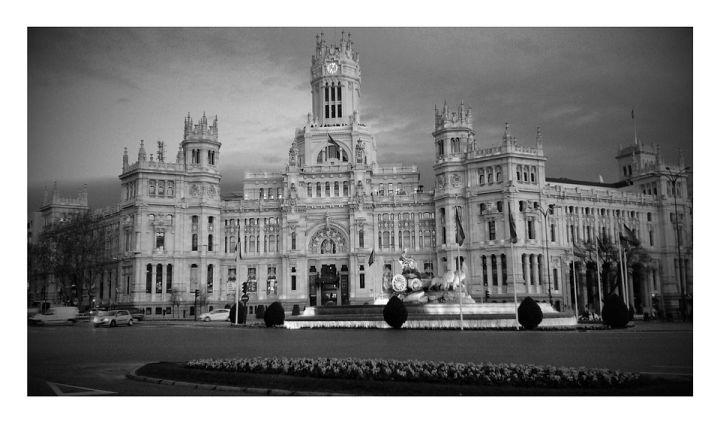 Madrid algo más