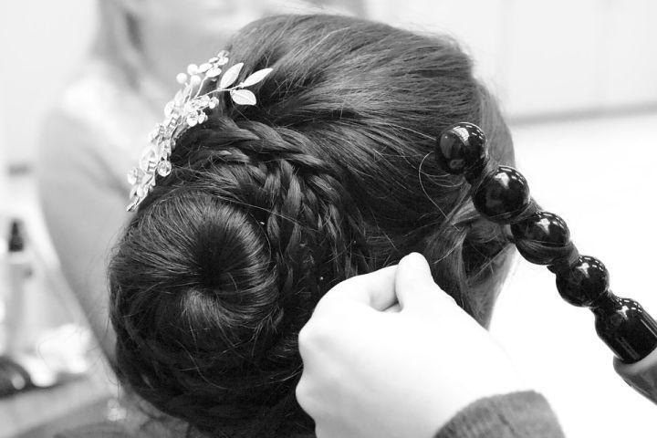 peinados sencillos y originales