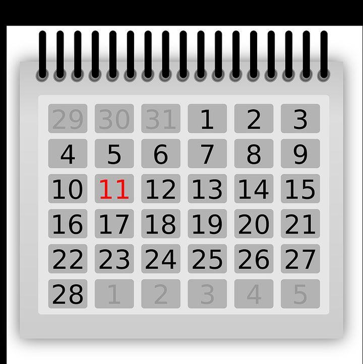 años bisiesto calendario