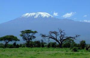 7 maravillas  kilimanjaro