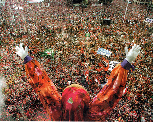 popular escoltas grande en Bilbao