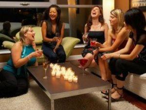 mujeres reunion
