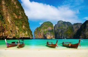 Islas phuket destinos de luna de miel