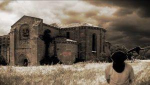 monasterio de halloween