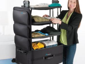 maleta estantería