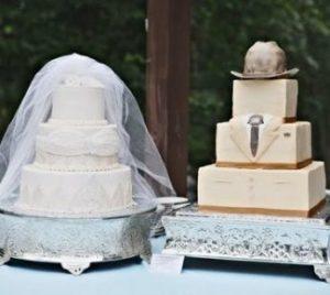 tartas de pareja