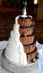 tartas románticas