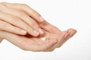 cuidado de manos