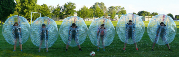 Fútbol Soccer Bubble