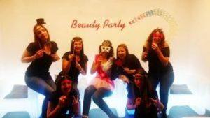 fiesta de belleza en Valencia