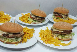 Limo Burguer Party