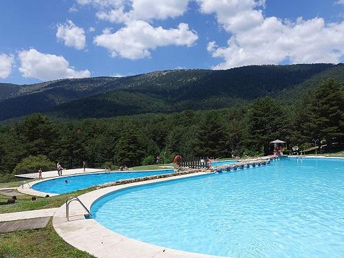 La mejores piscinas naturales de madrid ideas originales for Piscinas naturales las presillas