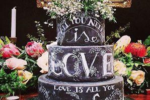 Ideas originales para tu tarta de boda