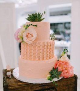 tarta flores