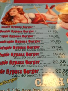 Carta Heart Attack Grill Las Vegas