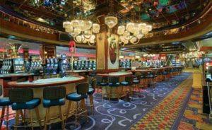 casino en las Vegas desde dentro