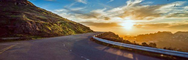 "La libertad que ofrece un ""road trip"""