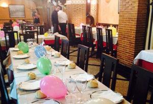 Restaurante tematico Salamanca