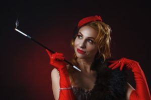 taller burlesque y seduccion