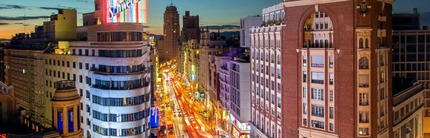 Las mejores terrazas con vistas en Madrid