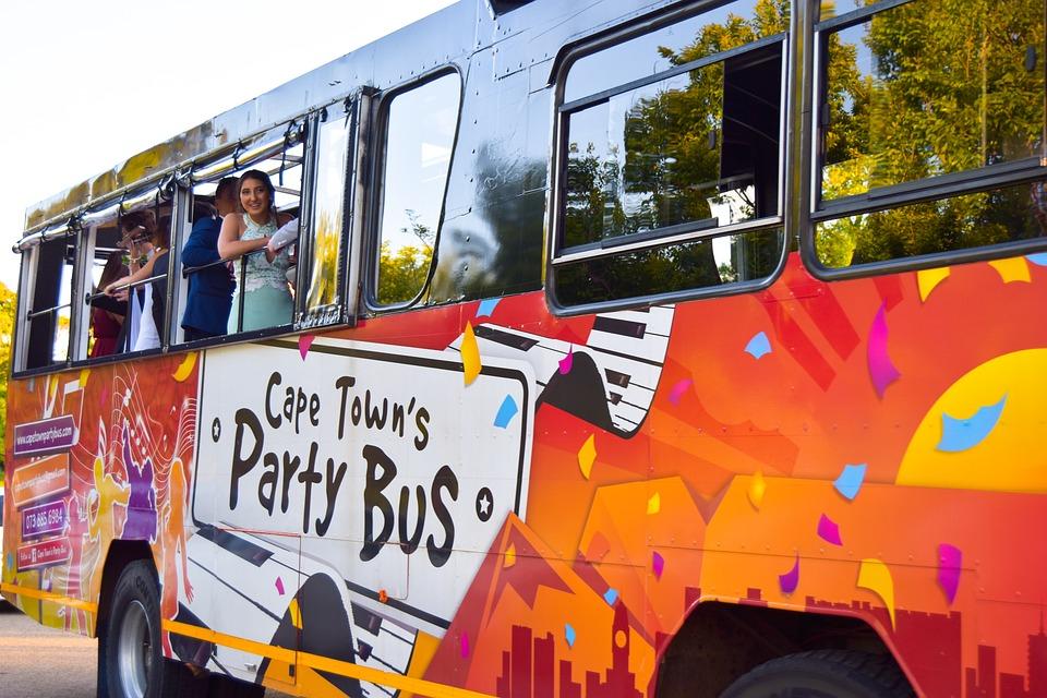 partybus para despedidas