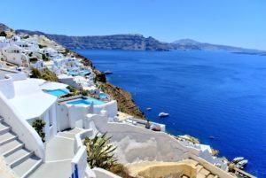 grecia para una luna de miel especial