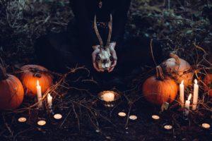 velas hallowen