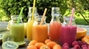batidos frutas naturales