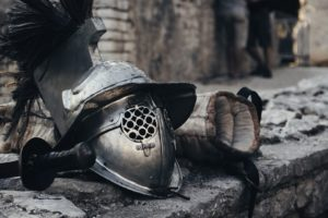 lucha gladiadores