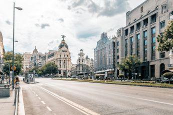 Madrid destino para despedidas