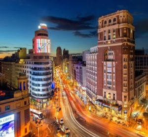 Madrid desitno ideal para despedidas