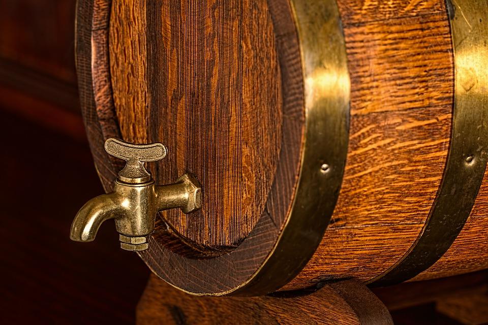 barril gynkana cañas