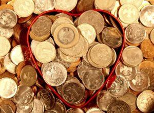dinero para los novios