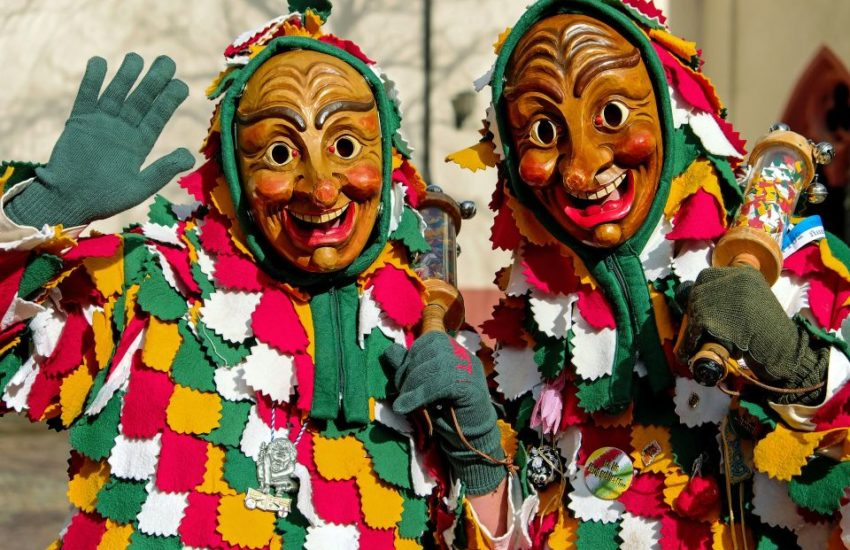 ideas para disfraces de carnaval