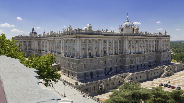 madrid destino turístico palacio