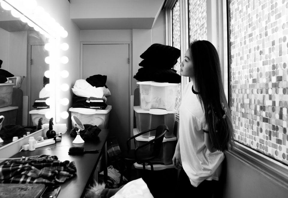 ropa para una despedida