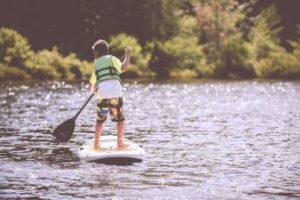 actividades para realizar paddle surf
