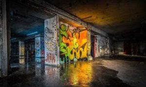 graffitis arte urbano