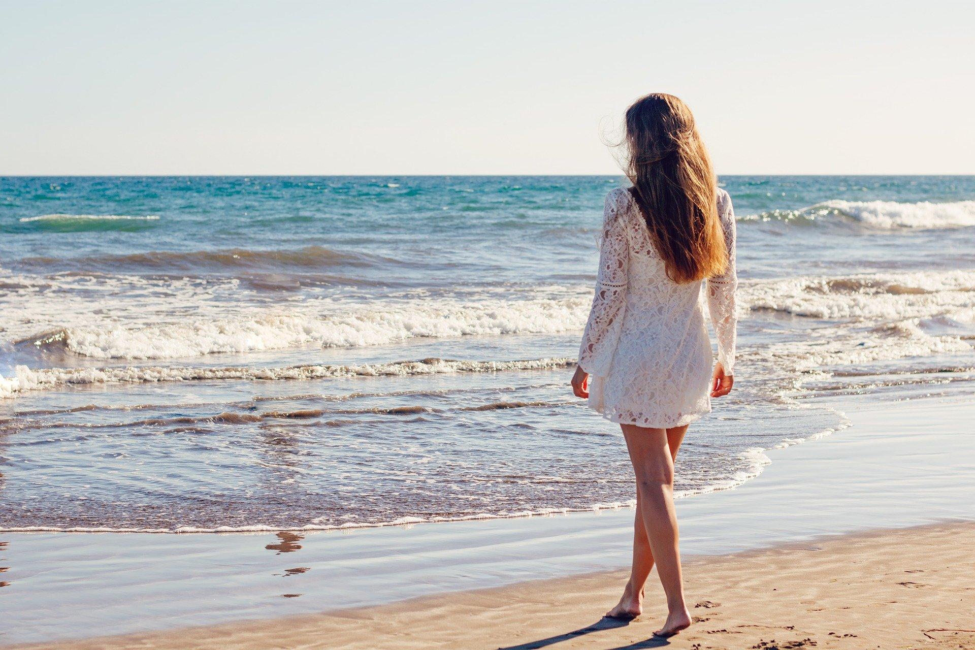 disfrutar de un día de playa