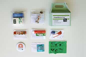 kit medico para despedidas 2